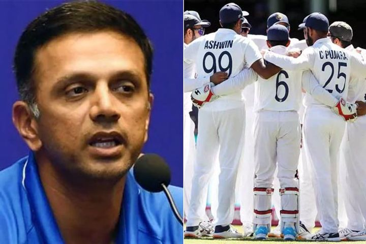 Dravid said India will win Test series in England