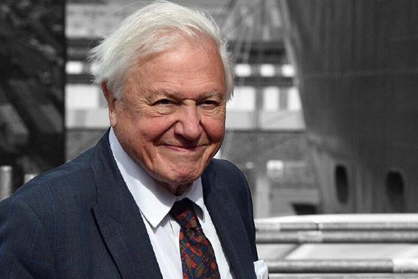 David Attenborough named COP26 People&amprsquos Advocate