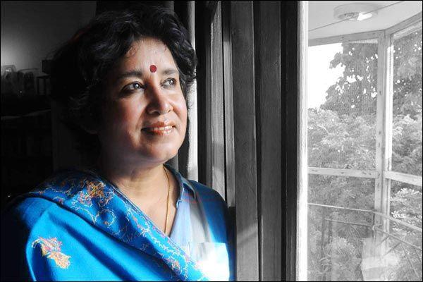 Taslima Nasreen contracts Covid-19