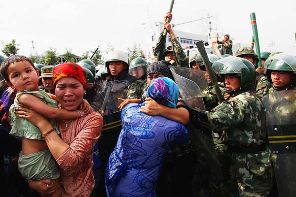 UN meeting on Uyghurs