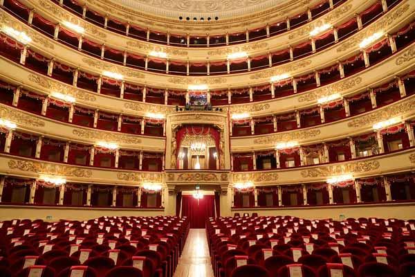 La Scala reopens to public