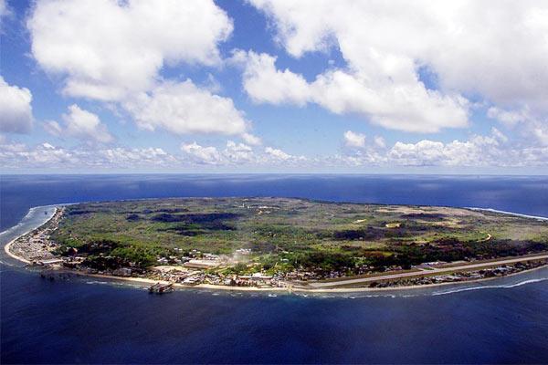 Nauru vaccinates all its adults
