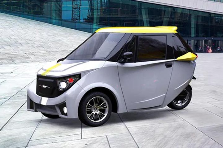 Strom R3 will be Indias cheapest electric car