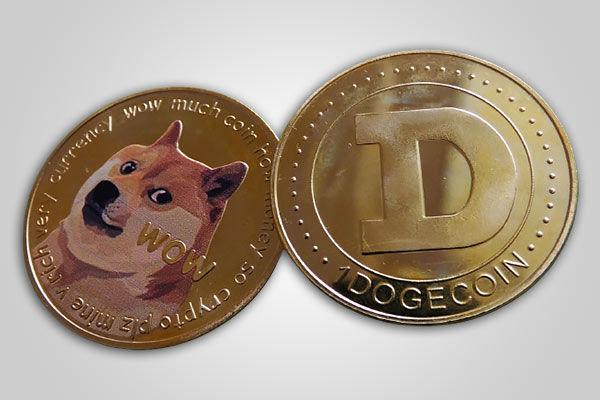 Dogecoin slumps 20%