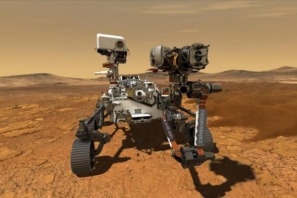 Jurong rover of China will land on the surface of Mars between Saturday and Wednesday