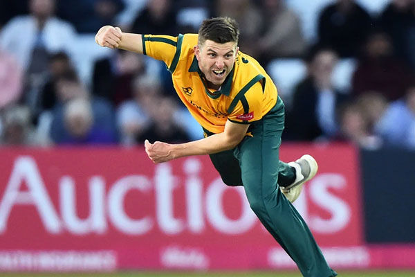 Harry Garni announces retirement from cricket due to shoulder injury