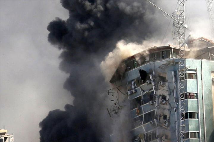 IDF calls of airstrike