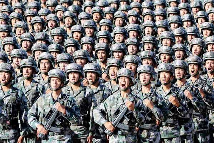 Xinjiang's military units