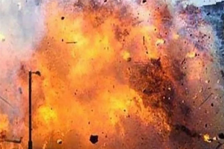 11-year-old boy killed in crude bomb explosion