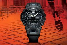 Casio G-Shock GBA900 Fitness Watch launched in the US.