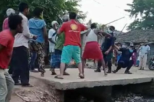 India-Nepal Border Rucks