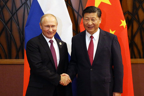 Russia and China to jointly lay foundation stone for largest nuclear power project
