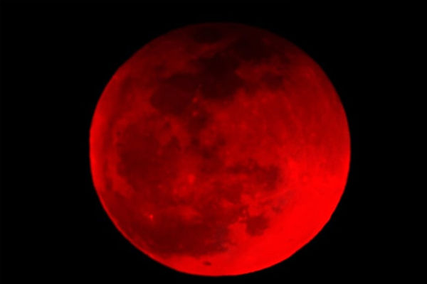 Super Blood Moon will be seen just after the full lunar eclipse on the evening of May 26