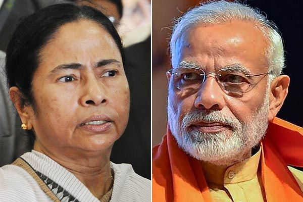 PM Modi will talk to CMs of 10 states, Mamta Banerjee will join the program