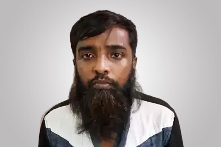 Chennai blast terror suspect arrested