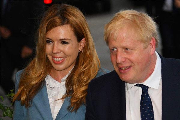 British PM to marry fiancee