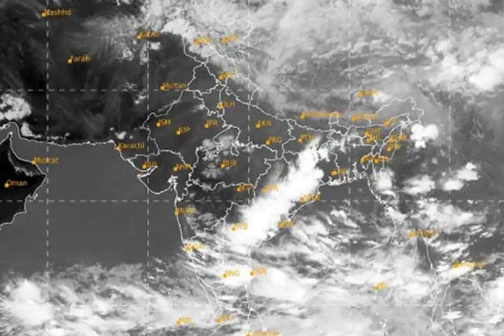 Today Yas will change into cyclonic storm