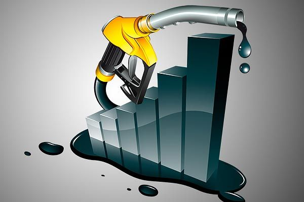Petrol and diesel prices increased again today