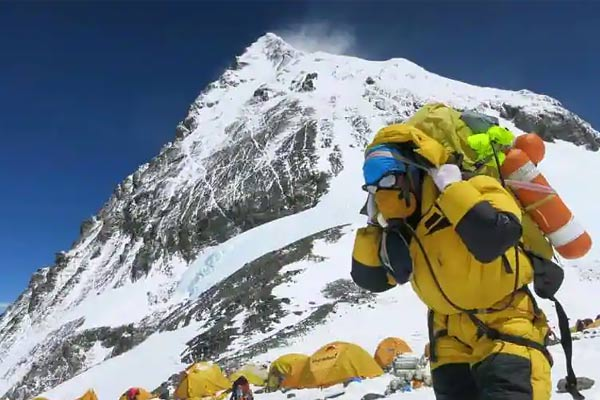 Canadian climber critically injured