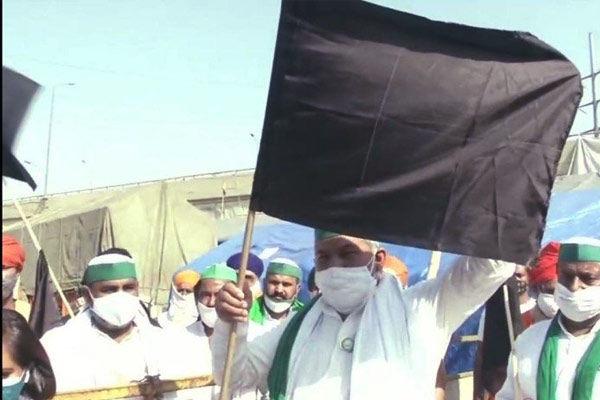 Agitators celebrating black day today, Delhi Police increases security