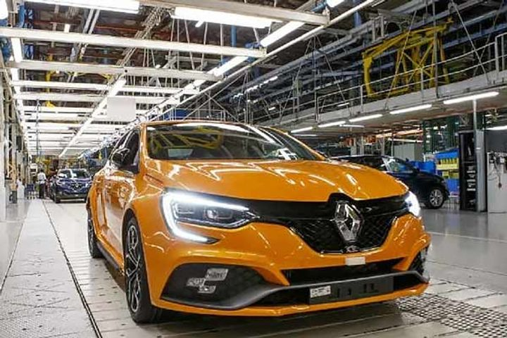 Renault Nissan Manufacturing Plant In Chennai Closed Till 30 May Amid Workers Protest
