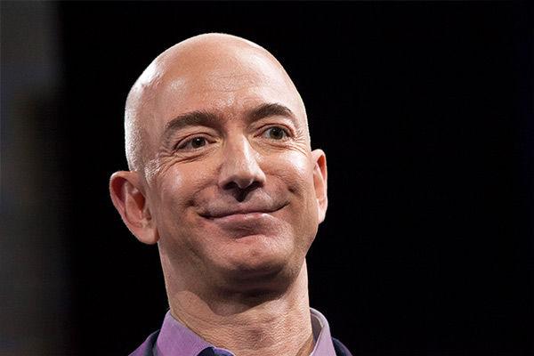 Bezos to step down as Amazon CEO