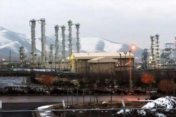 Uranium enrichment by Iran