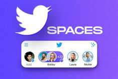 Twitter launches Spaces for desktop and mobile web users