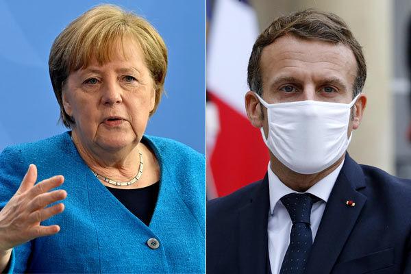 Macron, Merkel seek explanation from US