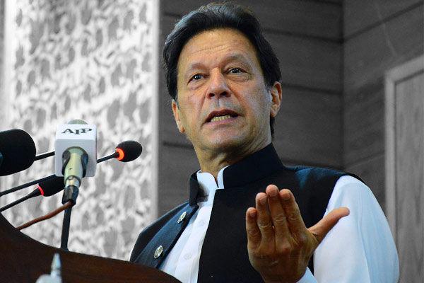 Pakistan Opposition Rights Bodies Condemn New Media Ordinance Imran Khan