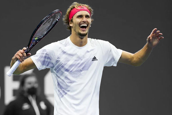 Zverev reached the third round of the French Open, the second Grand Slam of the year, for the fifth
