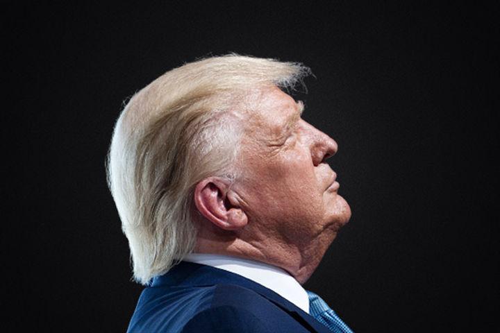 Trump on Covid outbreak