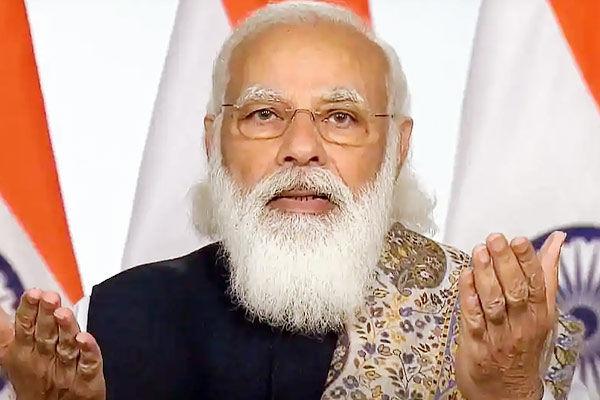 PM Modi address