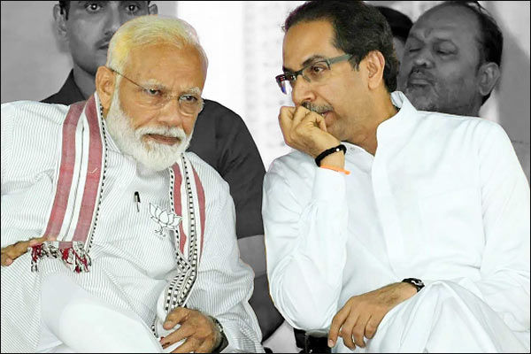 Uddhav Thackeray will meet PM Modi today Issues like Maratha reservation OBC reservation will be dis