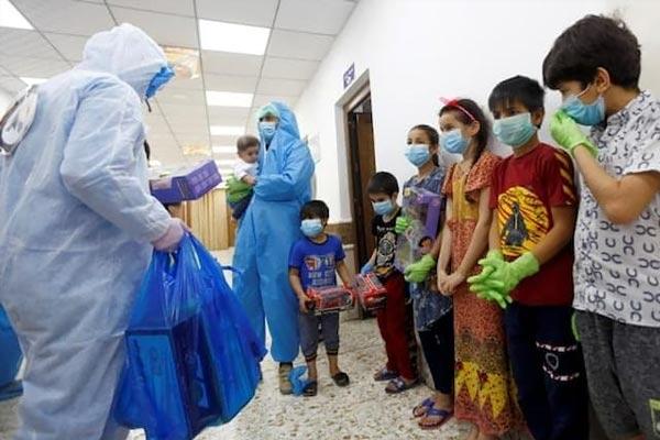 Coronavirus in Children