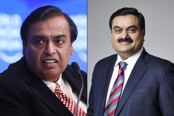 Mukesh Ambani and Gautam Adani become richer