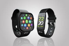 pTron launches Pulsefit smartwatch and Pulsefit fitness band