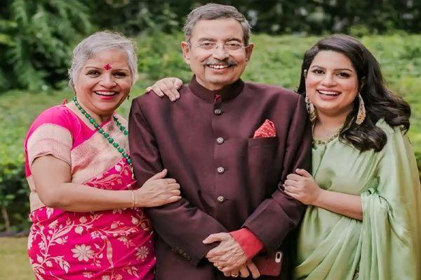 Padmavati Dua wife of senior journalist Vinod Dua succumbs to COVID19
