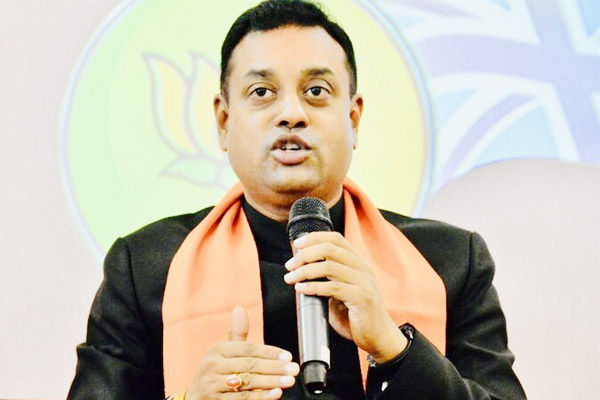 Sambit said Digvijay mentioned Hindu fundamentalists Congress is the club house of antinationals