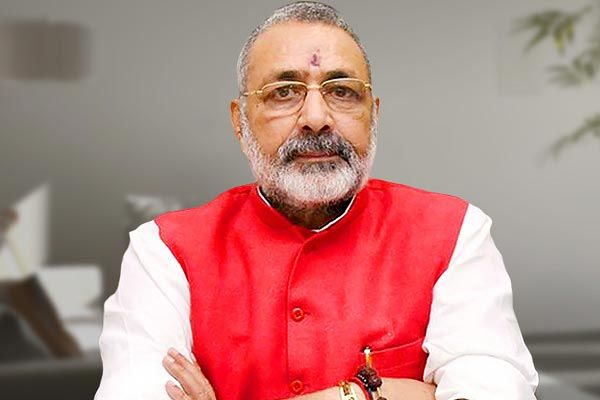 Digvijay clubhouse chat leaked, Giriraj Singh said Pakistan is Congress's first love
