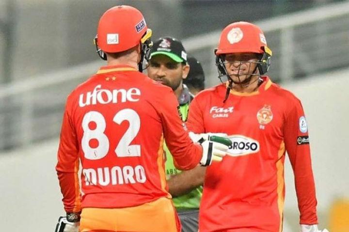 Pakistan Super League 2021 Colin Munro Hit 90 Runs Against Quetta Gladiators In PSL Match At Abu Dha