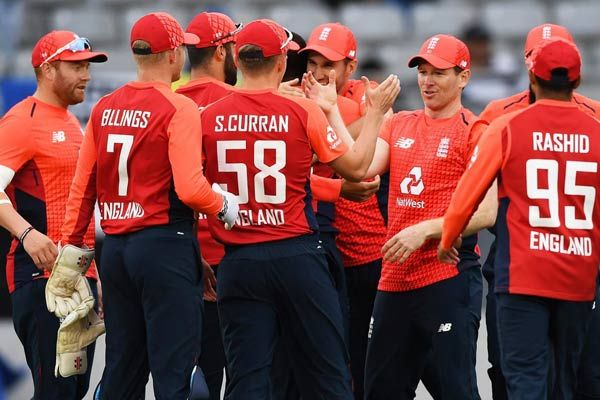 England squad announced for T20 series against Sri Lanka