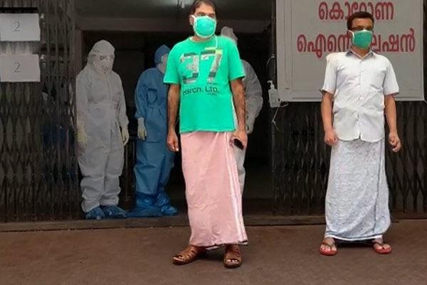 Coronavirus crisis in Kerala