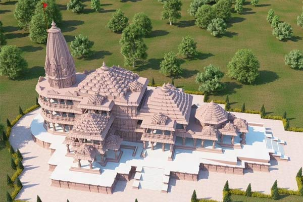 Ram Mandir Trust Submitted Report To Government And RSS
