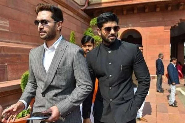 Chirag Paswans cousin Prince Paswan accused of sexual harassment