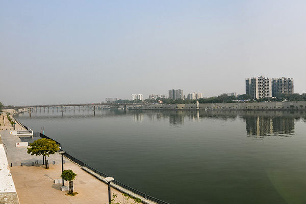 Corona virus found in many other water sources including Sabarmati river of Gujarat all samples infe