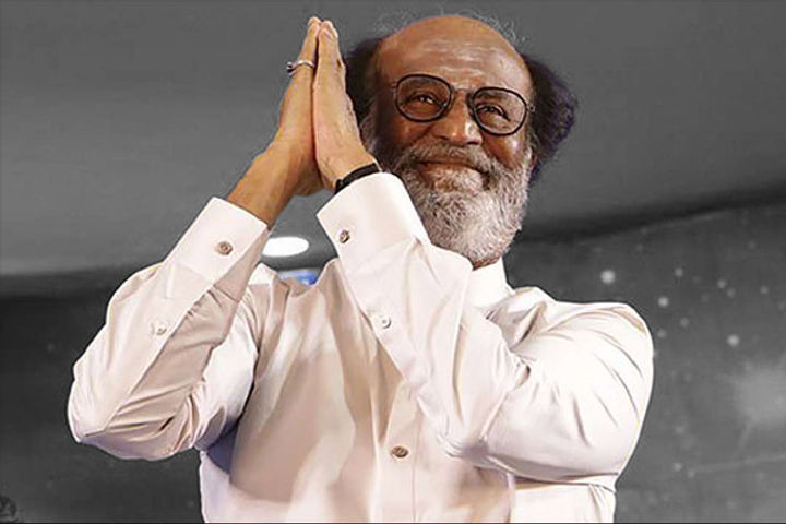 Rajnikanth Will Leave For The USA On Saturday For Routine Medical Check Up
