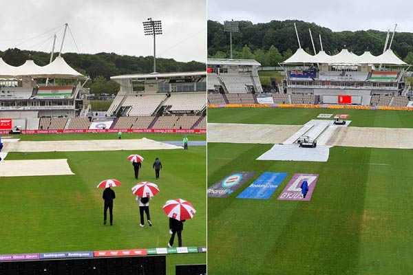 rain disrupted the wtc final the first days play washed out