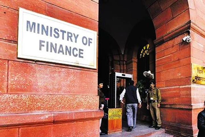 Finance Ministry of Black Money