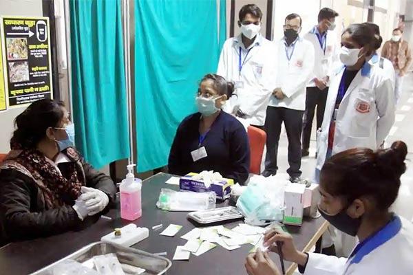 Covid Vaccination Mahaabhiyaan